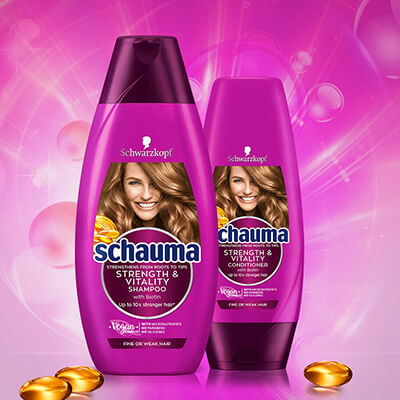 Schauma - Strength and Vitality