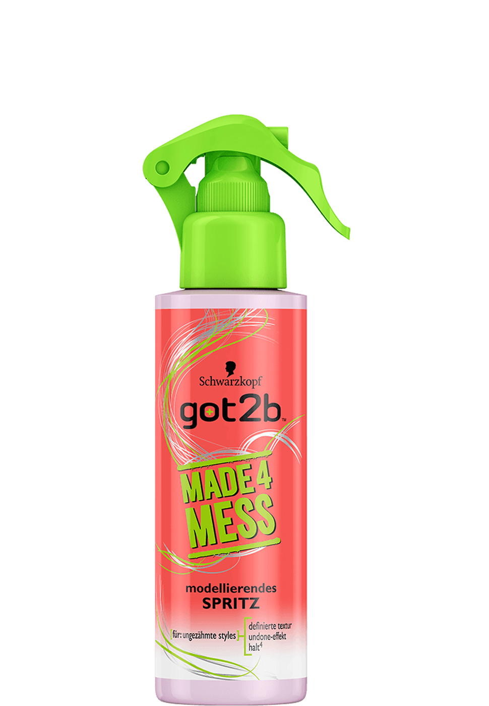 got2b made 4 mess Hajformázó Spray
