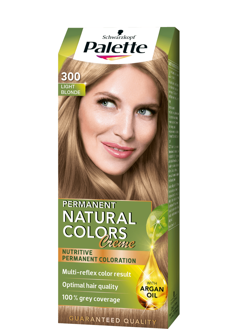 Permanent Natural Colors 300 - Világosszőke