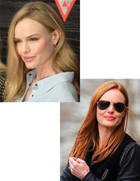 Redheads: Kate Bosworth