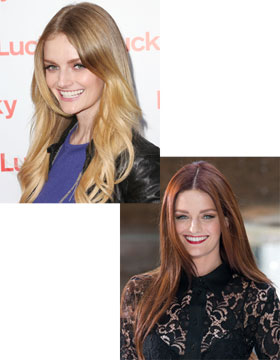 Redheads: Lydia Hearst