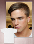 2015 Hairstyle Trends for Men: The Side Cut