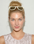 Updos for the Summer Season: Jessica Hart